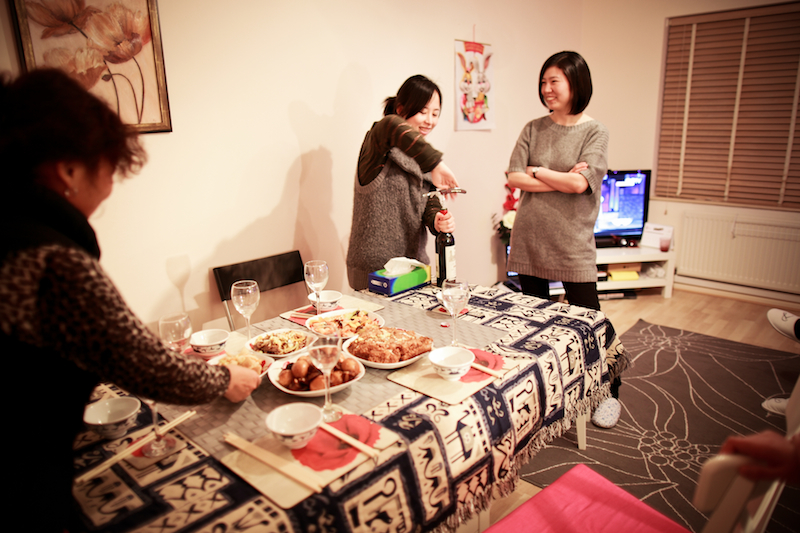 Chen Jie home dinner 009