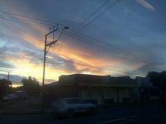 Sunset over North Adelaide Suburbs (C J Graham) Tags: beach adelaide southaustralia glenelg adelaidecasino glengowrie rundalmallballs