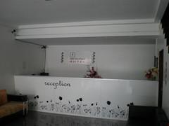 reception kaunter (Ridel Boutique Hotel Wakaf Che Yeh) Tags: che kota yeh kelantan bharu wakaf