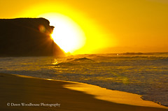 Garie Glow Explored (Dawn Woodhouse) Tags: morning summer sunrise warmth australia garie wow1