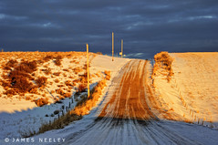 The Road Ahead (James Neeley) Tags: landscape idaho projects hdr f12 5xp jamesneeley flickr24 ruralidaho cgimprov