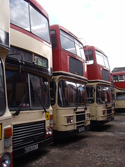Barnett's Coach Travel E134SAT - 54 C54CHM - 43 C43CHM (Will Swain) Tags: city travel london coach transport depot hull 54 stagecoach 43 barnetts selkent l54 l43 e134sat c43chm c54chm