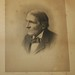 Burdon Sanderson, lithograph in the Sherrington Building, University of Oxford