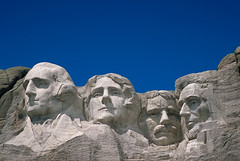 "Mount Rushmore (IronRodArt - Royce Bair (""Star Shooter"")) Tags: vacation sculpture mountain tourism monument southdakota america us washington mt unitedstates symbol south united president patriotic tourist carving roosevelt historic carve rushmore mount american lincoln granite jefferson states patriotism mountrushmore vacations dakota presidents mtrushmore attractions uspresidents americanpresidents"