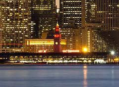 Ort of San Francisco (Sealis) Tags: sanfrancisco california bay treasureisland baybridge embarcadero ferrybuilding