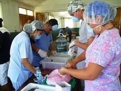 Unan Leon 2012 Dental Care Brigade to Pearl Lagoon 9 (FADCANIC) Tags: nicaragua williamscollege lagunadeperlas saih unanlen fadcanic pearllagoonacademyofexcellence indigenousandafrodescendents