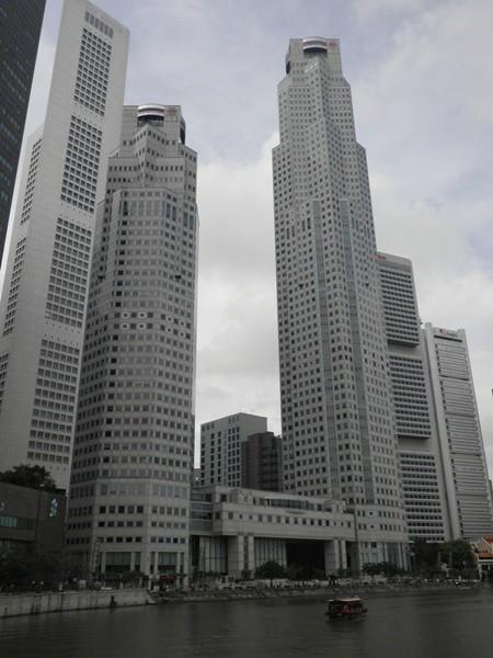 Singapore River & CBD