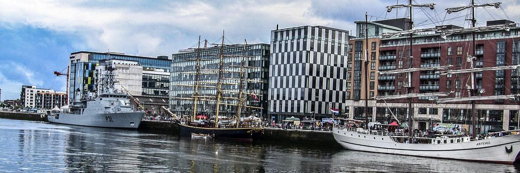 The Tall Ships Races 2012 – Dublin