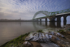 Runcorn Bridge (Explored 6/2/12) (Jeffpmcdonald) Tags: uk cheshire runcorn widnes rivermersey silverjubileebridge runcornwidnesbridge nikond80 platinumheartaward jeffpmcdonald mygearandme mygearandmepremium mygearandmebronze mygearandmesilver mygearandmegold mygearandmeplatinum mygearandmediamond feb2012 ringexcellence dblringexcellence tplringexcellence flickrstruereflection1 flickrstruereflection2 flickrstruereflection3 flickrstruereflection4 flickrstruereflection5 flickrstruereflection6 flickrstruereflection7 eltringexcellence rememberthatmomentlevel1