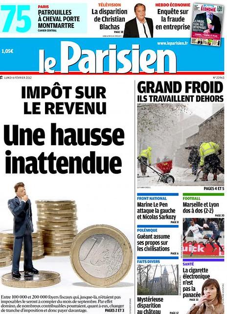 leparisien-cover-2012-02-06