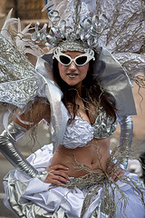Gozo carnival (Axel_Hahn) Tags: carnival costumes girls party people woman color colors smile sunglasses festival glitter silver island dance glamour italian colorful mediterranean colours fiesta dress mask handmade joy decoration performance feathers ceremony happiness folklore malta victoria parade celebration event ppl masquerade procession masked festa magical celebrate ensemble fasching floats happening grotesque beats karneval malte gozo carnavales rabatt fasnacht xlendi incognito narren xewkija wow1 mgarr xaghra nadur shrovetide karnevalsumzug carnestolendas flickraward dblringexcellence flickrstruereflection1 flickrstruereflection2 axelhahn lascarnestolendas ilfestataxxitan