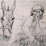 """<b>Untitled</b><br/> Jean Jansem (1920-) """"Untitled"""" Etching, n.d. LFAC #657<a href=""""http://farm8.static.flickr.com/7149/6852264757_a1d50f38ae_o.jpg"""" title=""""High res"""">∝</a>"""