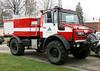 Unimog Firetruck (Observe The Banana) Tags: truck fire latvia firetruck unimog valmiera 0774