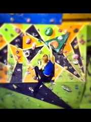 """""""Climbing is as close as we can come to flying.""""Margaret Young#climb#climbing#sport#color#colorful#photo#me (elena_mercury) Tags: color me sport climb photo colorful climbing"""