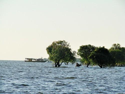 lac tonle sap - cambodge 2007 33