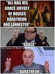Game of Thrones Joffrey Baratheon #GameofThrones #GoT #Tyrion #Lannister #Arya #Stark #Daenerys #Targaryen #JonSnow #Hodor #Humor (GameofThronesFreak) Tags: snow game jon humor arya got stark thrones daenerys tyrion lannister targaryen hodor