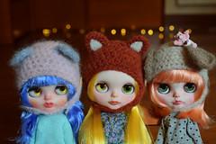 Cotton, Nina and Tina