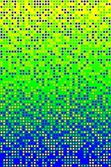 random calm (gaypunk) Tags: blue color green water yellow random calm gradient randomnumber randomnumbergenerator