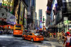 Times Square (vampire-carmen) Tags: city people urban usa newyork america skyscraper photoshop reisen unitedstates manhattan broadway streetscene menschen timessquare stadt traveling amerika bigapple hdr strassenszene wolkenkratzer theatredistrict vereinigtestaaten  canoneos600d      escenaurbanadara  nroogtxojkevscene pemandanganjalanperkotaan  strydluntrefol radharcsrideuirbeach  cenaurbanadarua escenaurbanadelacalle khungcnhngphth scnederueurbaine urbankatuvilin urbangatebildet   miestogatvsvaizdas scenehuarahitone   mtawunimsewupowonekera   bailteilsealladhsride  linnadetnavapilti hookiwikalanuiweliweli obodomepereemepenokporomidaha cihbyerkolanabajaran urbantanawinngkalye stradascenaurbano    urbanstroossszen urbanstreetvettvangur  tanandehibeenyandalanasehatra ibensnlari miejskascenauliczna