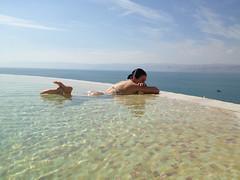 Oana Dead Sea (BlocDeFoieGras) Tags: jordan deadsea oana