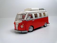 VW Camper Van (Senator Chinchilla) Tags: bus vw volkswagen van camper t1