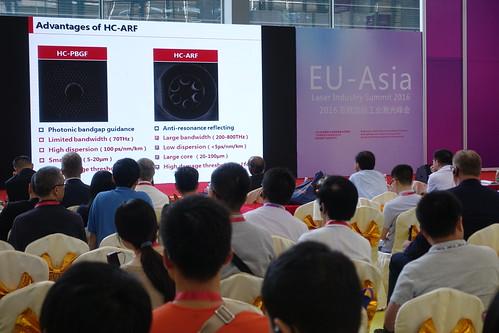 EU-Asia Laser Industry Summit 2016 (Presentations)