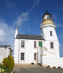 Holburn Head Lighthouse, Scrabster, Scotland (David May) Tags: light david ferry pier orkney o harbour thomas terminal safety stevenson p northland passage beacon scrabster mv mariner firth stromness caithness pentland hamnavoe northernlighthouseboard nlb