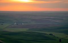 Palouse Sunset #1 (Jeff Carlson) Tags: sunset washington washingtonstate palouse steptoebutte jeffcarlson palouseworkshop