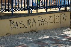 Basura Fascista (Landahlauts) Tags: graffiti grafitti grafiti andalucia basura andalusia andalusien pintada andalousie fascismo andalusie fascista franquismo falange genocidio andaluzia illora andalusi fusilado andaluzja andaluzio    endulus  comarcadeloja   andalouzia andalusiya fujifilmxpro1  fujifujinonxf55200mmf3548rlmois coradeelvira ilyura illurco fedelasjons aodvii elojoderechodegranada hillora