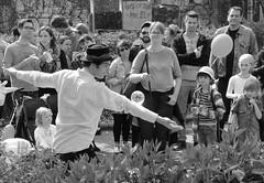 Gaukler / Juggler (w.friedler) Tags: myfest jongleur