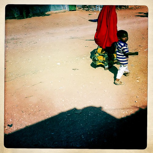 Degehabur kid thru Iphone Hipstamatic - Somaliland