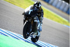 Scott Redding (MarcVDS Racing) Tags: test jerez 2011 moto2 marcvds