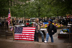 Occupy Wallstreet (gawel.fr) Tags: new york nyc newyork lumix panasonic g2 occupywallstreet