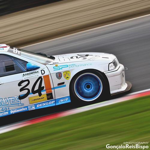 Bmw Warpspeed Race Car