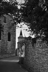 (Martina Santucci) Tags: white black brick church quiet peace shadows village ombre chiesa silence pace bianco nero silenzio paese mattoni tranquillit