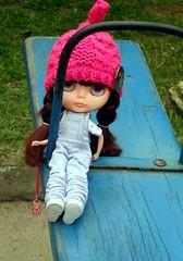 Encontrinho no Parque Guinle - 03/12/2011 (Nathalia Pontes) Tags: parque doll peace maggie blythe boneca bp takara bohemian rbl guinle