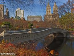 Central Park, New York (iCamPix.Net) Tags: newyorkcity newyork canon centralpark bigapple bowbridge newyorkbridges xmax30321 mostbeautifulcentralpark centralparkinfallcolors autumnatcentralpark newyorkfallcolors