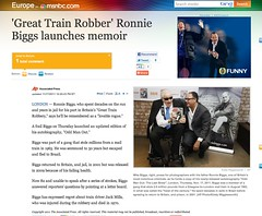 MSNMC Europe (Ronnie Biggs The Album) Tags: ronnie biggs greattrainrobbery oddmanout ronniebiggs ronaldbiggs