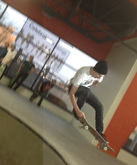 Above the Rim (Big Dadoo) Tags: yfc skatebording