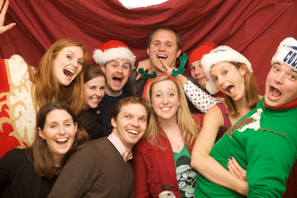2011 Holiday Housewarming Photo Booth
