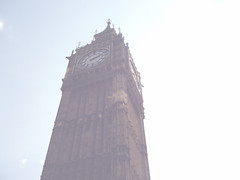 big ben (Miss-Kim) Tags: uk sky building london tower clock architecture bigben clocktower