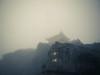 Dense Fog in Golden Summit, Mount Emei (Szto) Tags: rock fog canon temple summit hazy sichuan g11 emei
