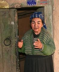 The Destruction of Kashgar, #4 (**El-Len**) Tags: china portrait woman uighur xinjiang kashgar centralasia kashi eastturkestan chineseturkestan thegalleryoffinephotography