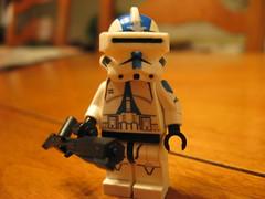 Lego - Appo - 501st Legion (EpicCloneCustoms**) Tags: 3 star lego clones wars custom episode