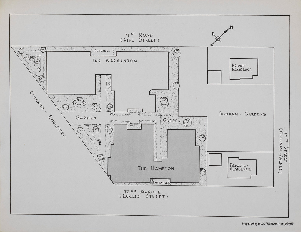 The worlds best photos of blueprints and vintage flickr hive mind the warrenton 109 20 71st rd page 3 forest hills ny blueprint rego malvernweather Gallery