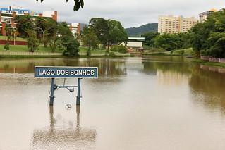 Sesc - Lago dos Sonhos