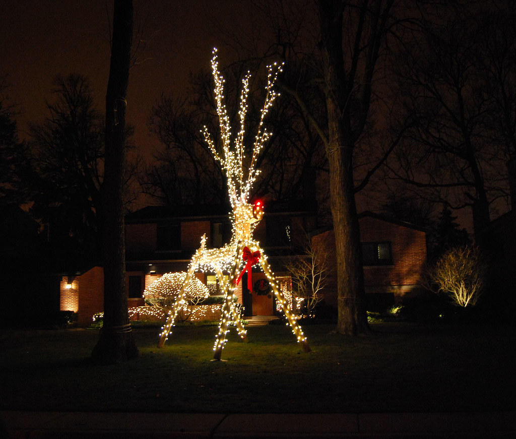 Lincolnwood Holiday Lights Decoratingspecial Com