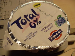 Fage Total 0% con Mirtilli (Ellev) Tags: food dessert greek blueberry packaging yoghurt products yogurt total blueberries packages greco fage mirtilli confezioni