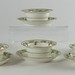 349. Limoges Porcelain Finger Bowls & Undertrays