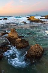 Water Movements 2.0 - Su Pallosu (Rob McFrey) Tags: sardegna sunset sea italy seascape beach colors landscape nikon scenery rocks italia tramonto mare sardinia rob tokina 124 ii pro hd roberto polarizer rocce spiaggia f4 paesaggio cpl 1224 hoya dx atx oristano d90 polarizzatore putzuidu supallosu sangiovannisinis isolottodellatonnara mcfrey defraia tokinaatx124prodxii1224f4